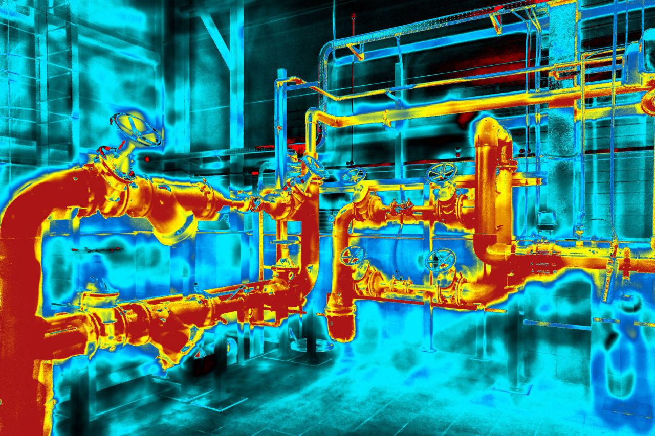 Thermografie  –Sirotec Sicherheitssysteme GmbH