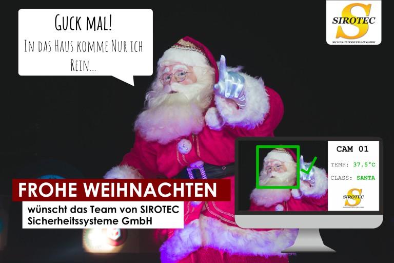 Weihnachtskarte_SIROTEC_Sicherheitssysteme_GmbH_2020