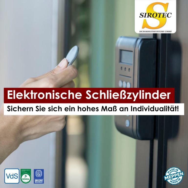 SIROTEC_Sicherheitssysteme_GmbH_FACEBOOK_elektrische_Schließzylinder
