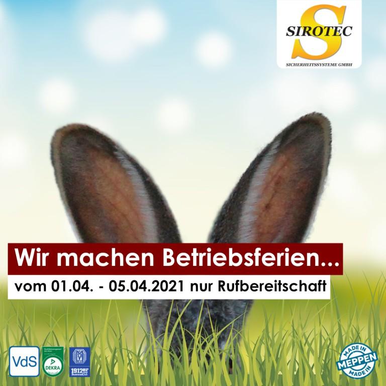 2021_03_29_SIROTEC_Betriebsferien