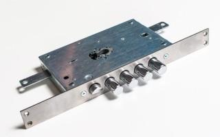 Türensicherung  – Sirotec Sicherheitssysteme GmbH